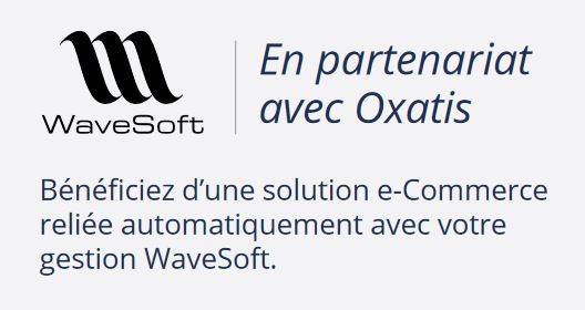 OXATIS WAVESOFT E-commerce Gestion